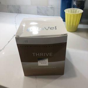 Thrive chocolate lifestyle mix